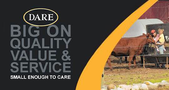 Dare Products electric fencing