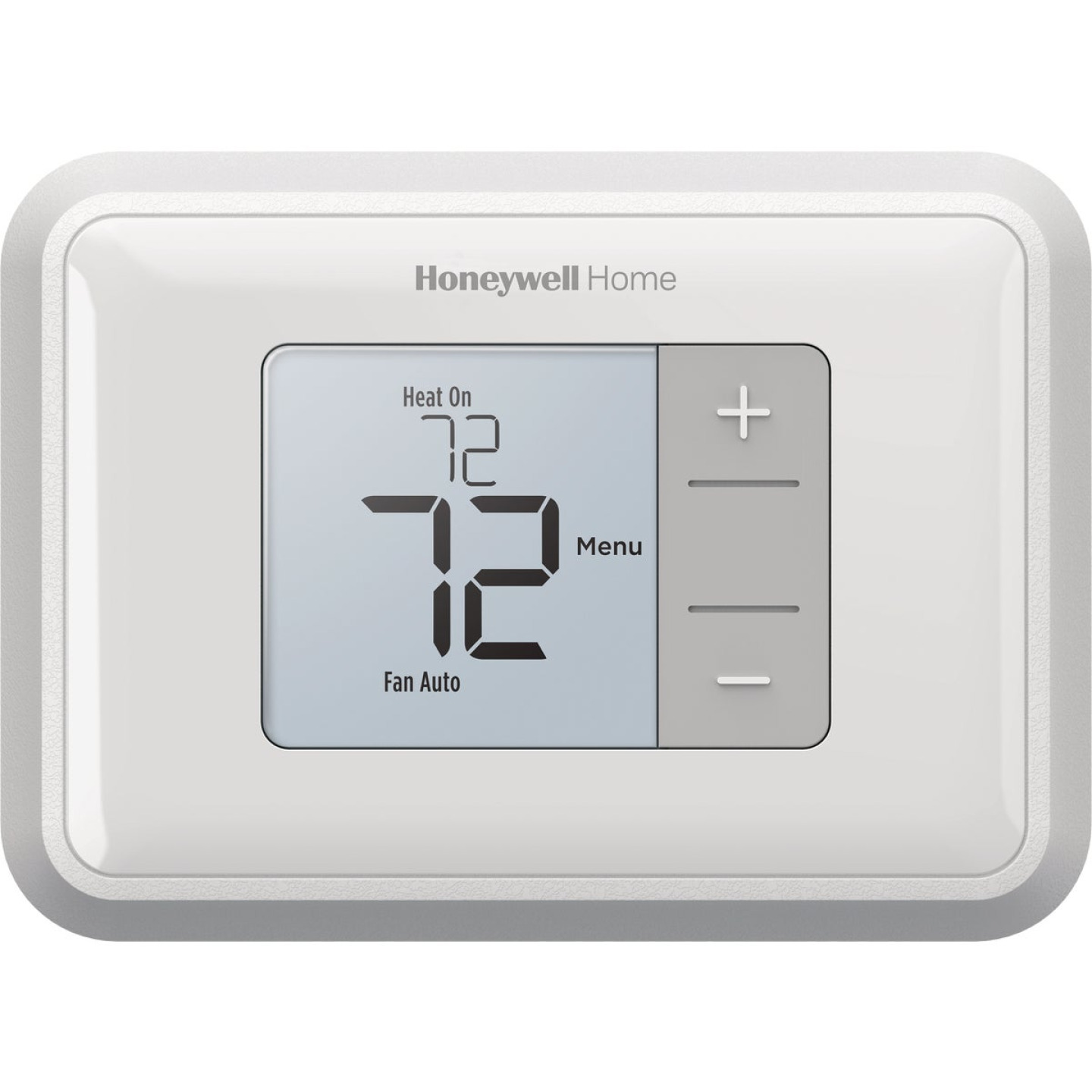 Honeywell Non-Programmable White Digital Thermostat Image 1
