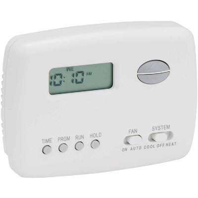 Do it 5-2 Day Programmable Beige Digital Thermostat