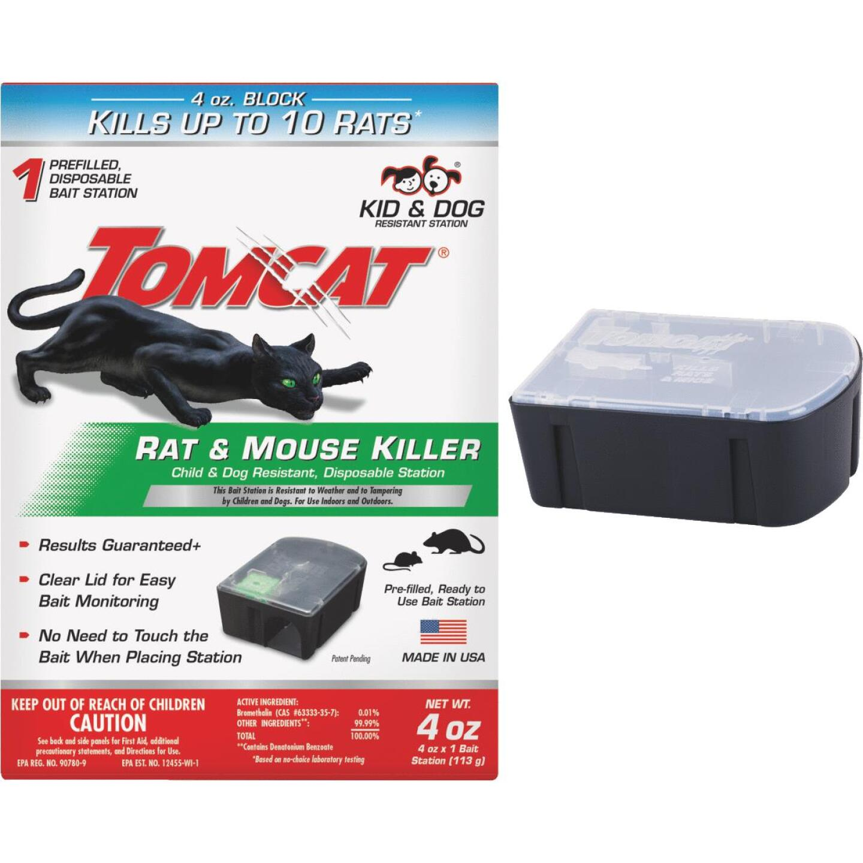 Tomcat Disposable Rat & Mouse Bait Station (1-Pack) Image 1