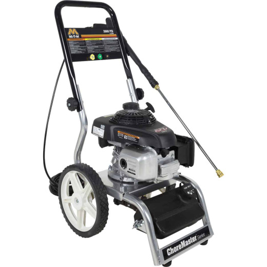Mi-T-M ChoreMaster 2600 psi 2.2 GPM Cold Water Gas Pressure Washer